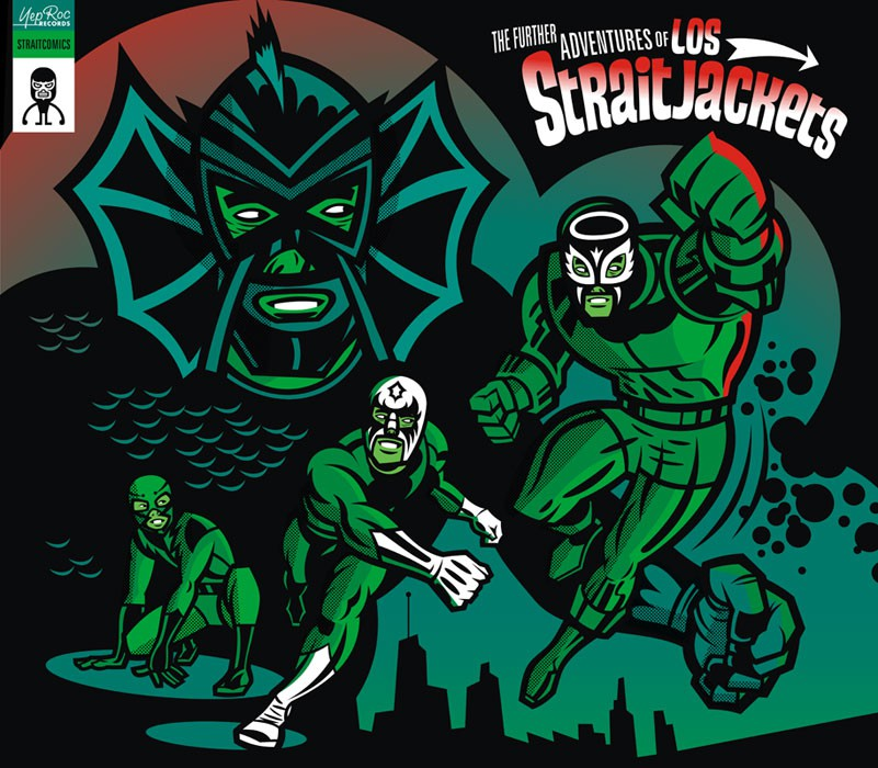 Los Straitjackets - The Further Adventures of Los Straitjackets - Bundle