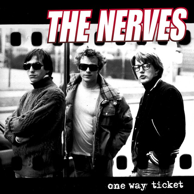 The Nerves One Way Ticket - CD