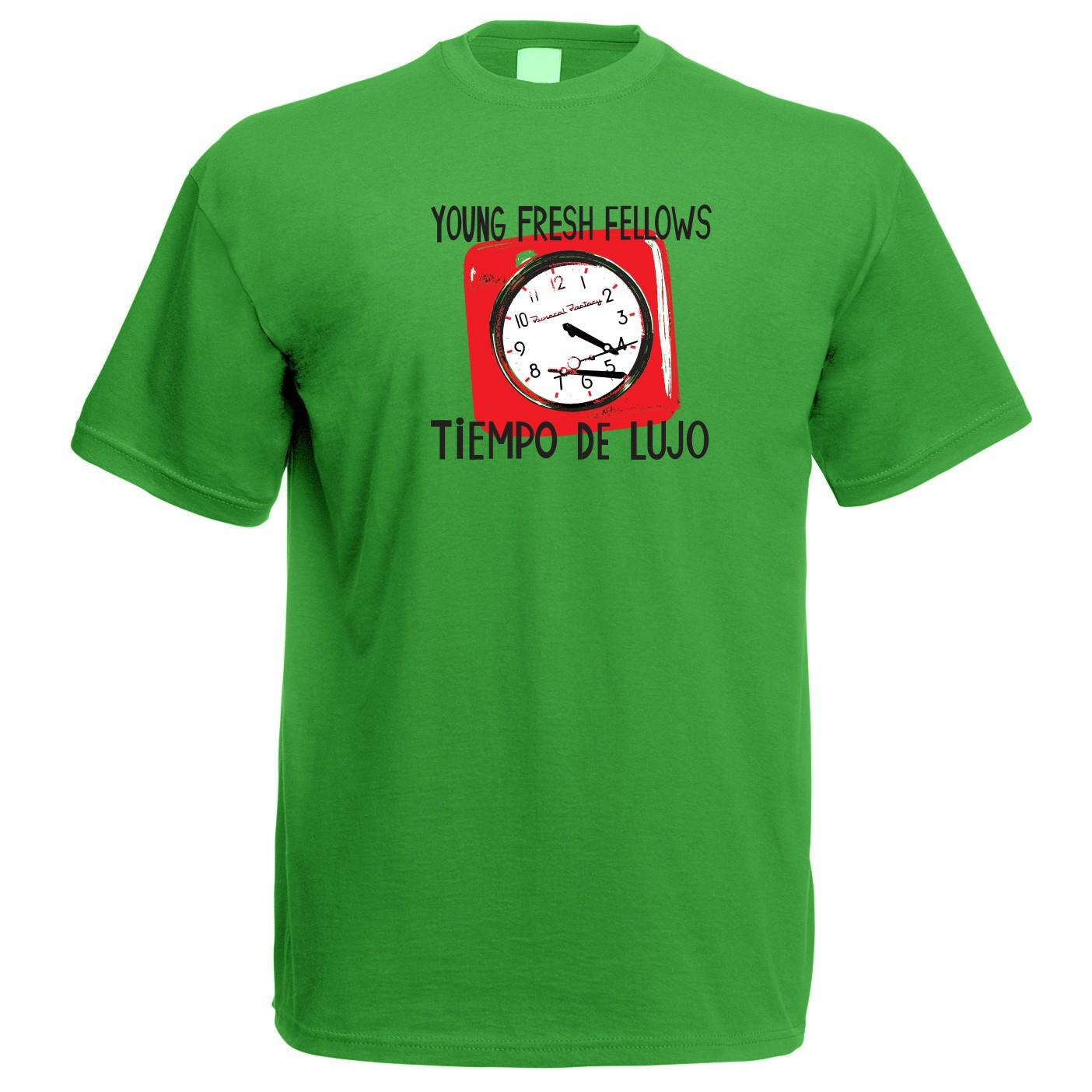 Young Fresh Fellows - Tiempo De Lujo - T-Shirt