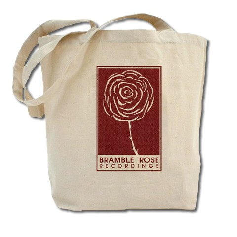 Tift Merritt - Traveling Alone - Canvas Tote