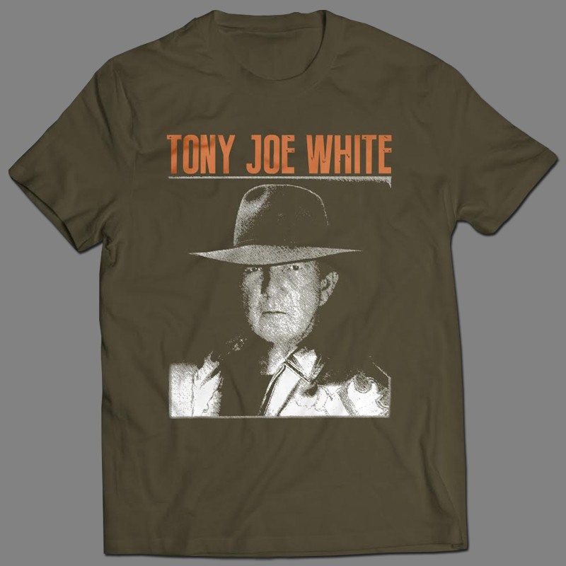 Tony Joe White - Rain Crow - T-Shirt