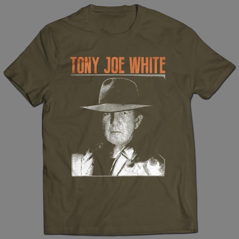 Tony Joe White - Rain Crow - T-Shirt
