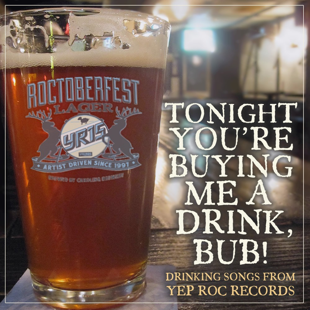 Various Artists - Tonight You're Buying Me A Drink, Bub