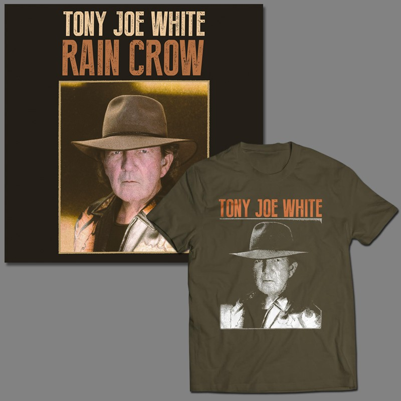 Tony Joe White - Rain Crow - Bundle