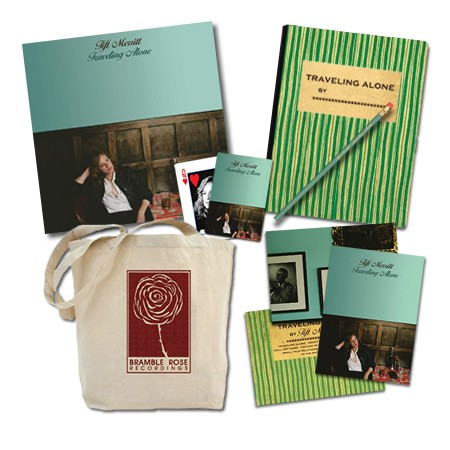 Tift Merritt - Traveling Alone - Travel Kit