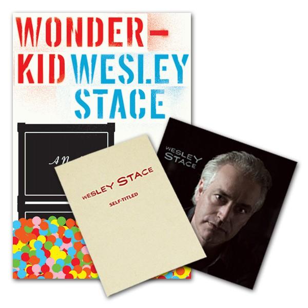 Wesley Stace - Wonderkid Package