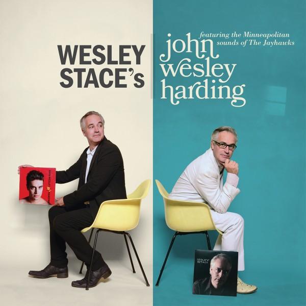 Wesley Stace - Wesley Stace's John Wesley Harding - Digital Album