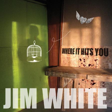 Jim White - Where It Hits You - Merch Bundle