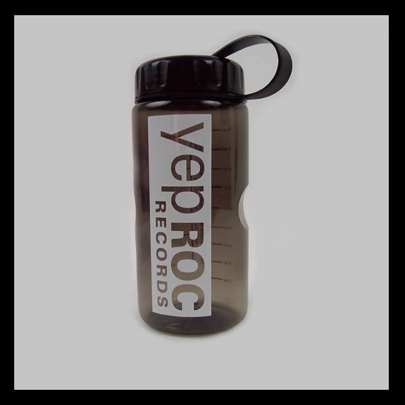 Yep Roc Records - Yep Roc Logo Water Bottle