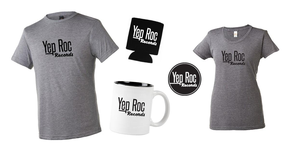 New Yep Roc Logo Merch - Bundle (Pre-Order)