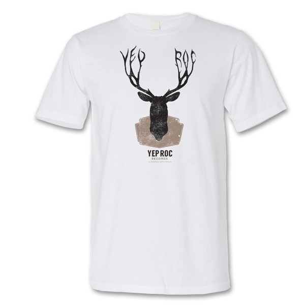 Yep Roc - Deer Logo T-Shirt