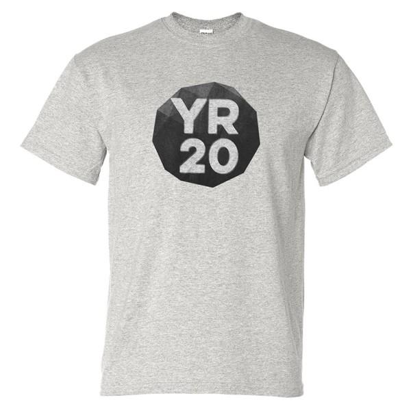 Yep Roc - YR20 - Standard Logo T-Shirt