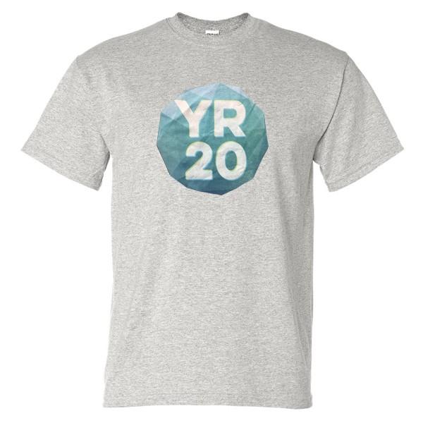 Yep Roc - YR20 - VIP T-Shirt