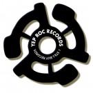 Yep Roc Records - 45 RPM Adapter (Black)