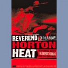 Reverend Horton Heat - Revival Tour - Poster