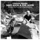 Dave Alvin & Phil Alvin - Common Ground - LP