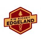 Kim Richey - Edgeland - Enamel Pin