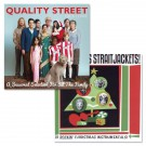 Nick Lowe - Quality Street / Los Straitjackets Tis' The Season - LP BUNDLE