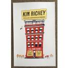 Kim Richey - Edgeland Silk-Screened Poster