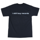 Yep Roc - I Still Buy Records - T-Shirt