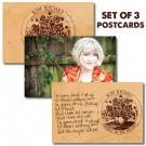 Kim Richey - Thorn In My Heart - 3-Postcard Set