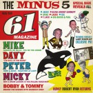 The Minus 5 - Of Monkees and Men PRE-ORDER (08/19)