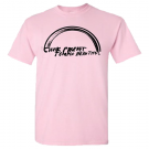 Chuck Prophet - Temple Beautiful - T-Shirt PINK