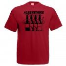 The Fleshtones - Quatro x Quatro - T-Shirt