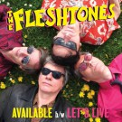 The Fleshtones - Available b/w Let's Live