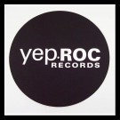 Yep Roc Records - Yep Roc Logo Turntable Mat