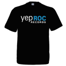 Yep Roc - Official Logo - T-Shirt