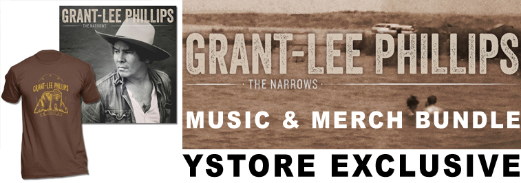 Grant-Lee Phillips Pre-order Bundle