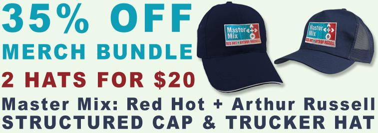 Arthur Russell Hat Bundle