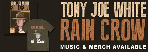 Tony Joe White Rain Crow